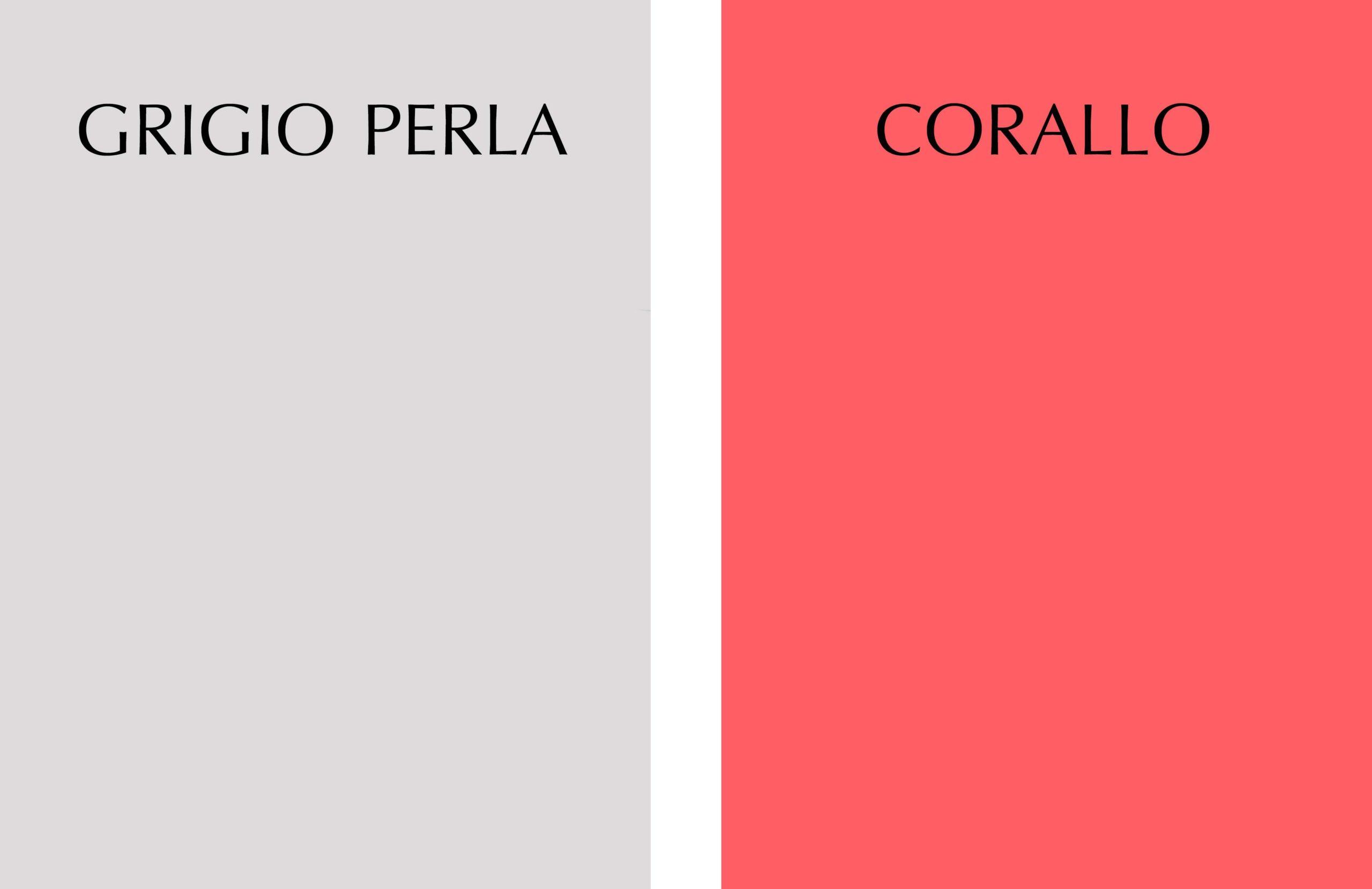 tendenze colori